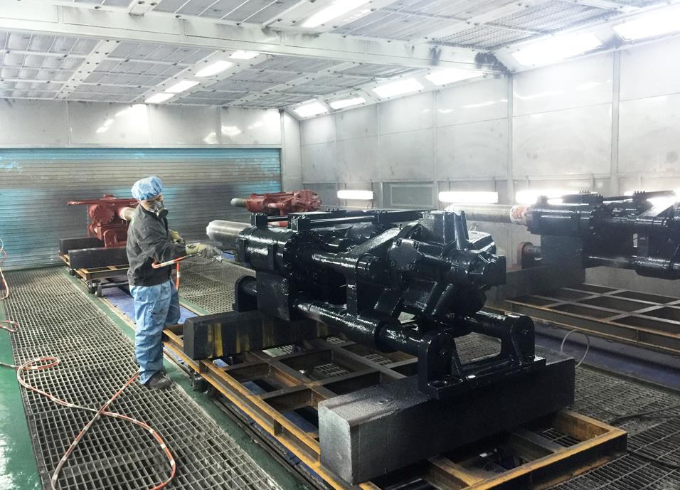 湖南机械喷漆设备